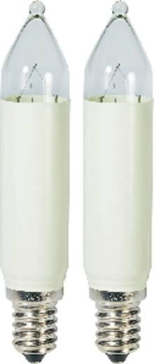Konstsmide reservelamp kerstmis 16 V E14 4 W