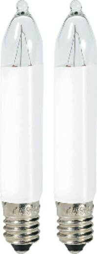 Konstsmide reservelamp kerstmis 14 V E10 3 W Helder