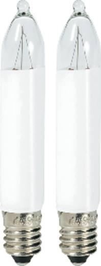 Konstsmide reservelamp kerstmis 14 V E10 3 W Warmwit