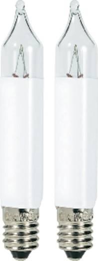 Konstsmide reservelamp kerstmis 8 V 3 W Helder