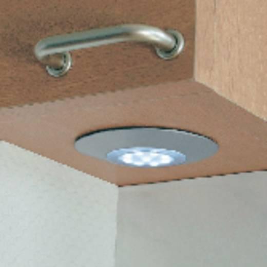 Paulmann 98781 UpDown LED EBL AB-Ring rond IJzer (geborsteld)