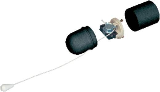 KMP 1010-004.02 Lampfitting E27 230 V Met trekschakelaar Zwart