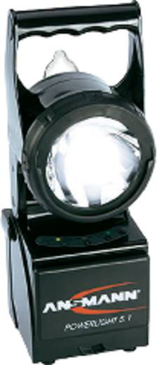 Ansmann Powerlight 5.1 Powerlight 5.1 werk-handschijnwerper Luxeon 1W-LED · 5 W halogeen-xenon Zwart