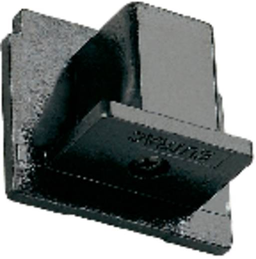Eutrac 145594 230V-railsysteemcomponenten Eindstuk Zilver-grijs
