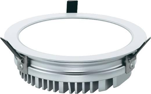 Sygonix Prato 34338R LED-inbouwlamp 36 W Neutraal wit Zilver-grijs