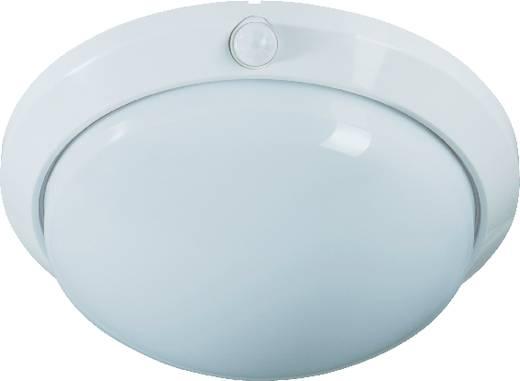Plafondlamp met bewegingsmelder Halogeen, LED E27 60 W Wit 575587