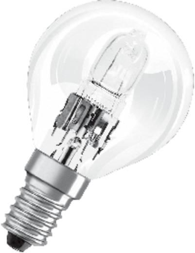Eco-halogeen-lamp E14 42 W Kogel Warm-wit Dimbaar OSRAM 1 stuks