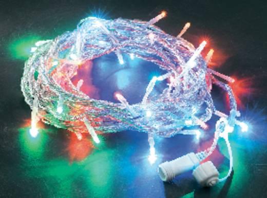 Konstsmide Uitbreiding lichtkettingsysteem: Lichtketting Bont LED 24 V
