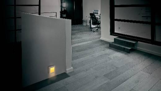 LED Nachtlamp Vierkant Amber Wit