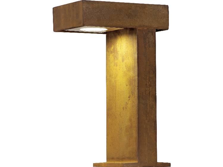 Strak vormgegeven padlamp RUSTY PATHLIGHT