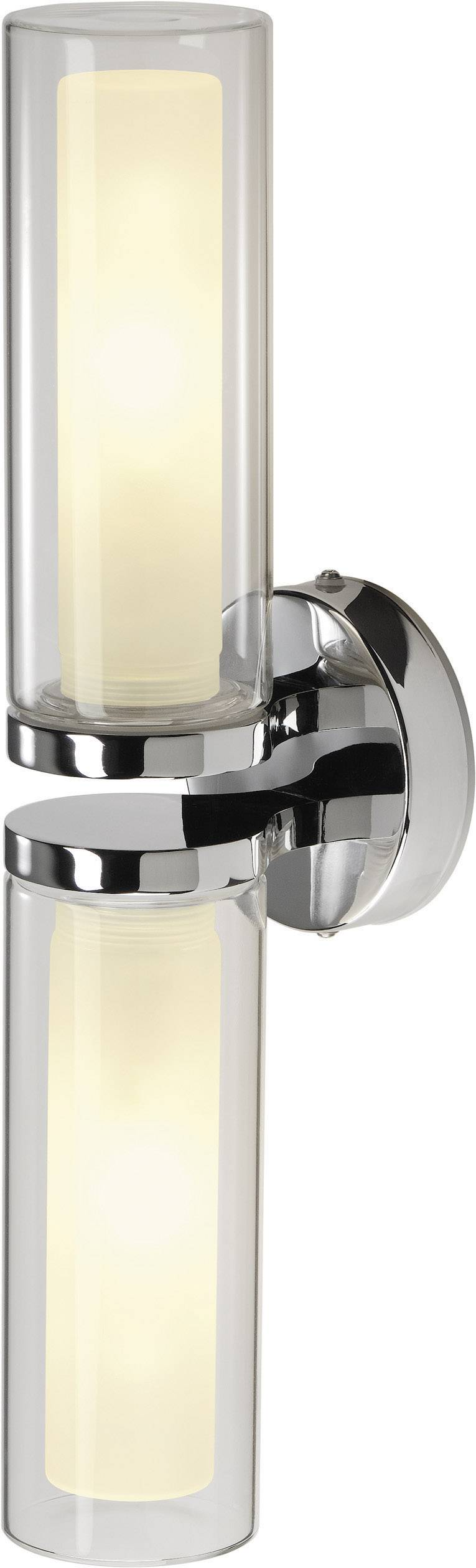 Badkamer Wandlamp Chroom : Badkamer wandlamp ruime keuze muurlampen