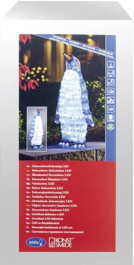Konstsmide 6118-203 Acryl figuur Pinguin LED Wit, Blauw
