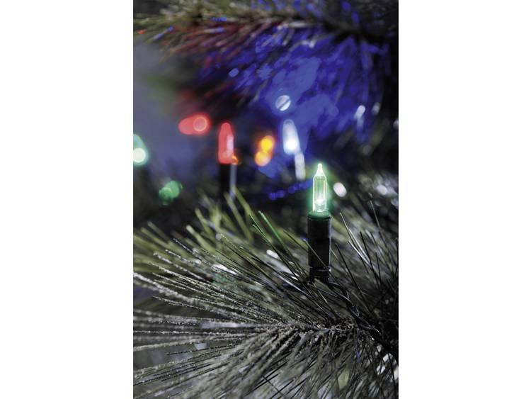 Mini-lichtketting Buiten Werkt op het lichtnet 40 LED