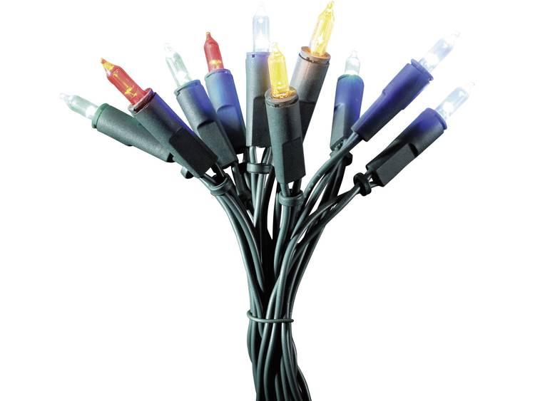 Kleurrijke led-lichtketting, 35-lichts, 6,6 m