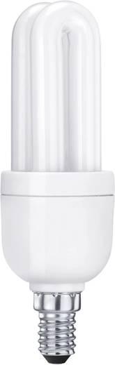 Sygonix Spaarlamp 128 mm 230 V E14 7 W = 37 W Warm-wit Energielabel: n.v.t. Buis Inhoud: 1 stuks
