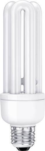 Sygonix-spaarlamp E27, 20 W, warm-wit, buisvorm