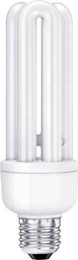 Spaarlamp E27 20 W = 88 W Buis Warm-wit 159 mm Sygonix 1 stuks