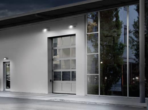 Sygonix 34629D LED-buitenschijnwerper 12 W Neutraal wit Zilver-grijs