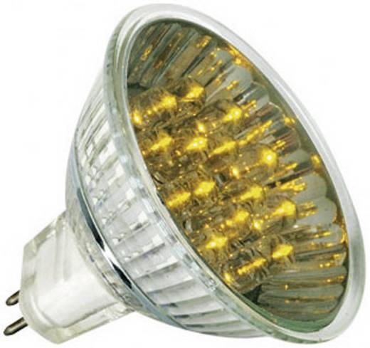 Paulmann LED GU5.3 Geel 1 W Reflector 1 stuks