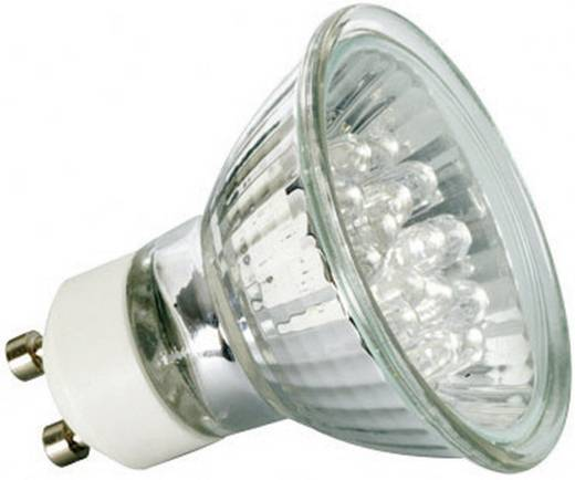 LED-lamp GU10 Reflector 1 W Warmwit (Ø x l) 51 mm x 55 mm Energielabel: A+ Paulmann 1 stuks