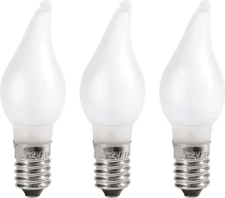 Konstsmide 2691 230 Reserve Lampjes Voor Lichtketting 3 Stuks E10 12
