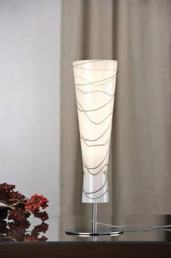 PaulmannStaande-/ tafellamp Living 2Easy glas Biodola opaal/bruin70001Opaal, Bruin