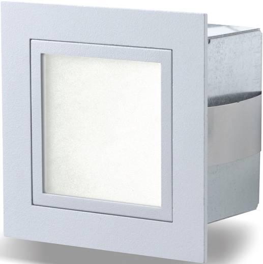 Marsala 579108 LED-inbouwlamp 1 W Neutraal wit Grijs