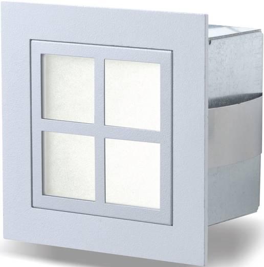 34099V Inzetglas voor LED inbouwspot Marsala Grijs