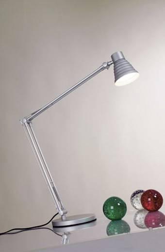 Paulmann Sara Bureaulamp Halogeen E14 60 W Zilver