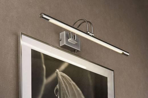 LED-schilderijlamp 10 W Warmwit Paulmann Remus 99076 IJzer (geborsteld)