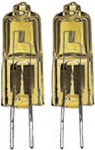 Paulmann Halogeen 33 mm 12 V G4 10 W Goud Energielabel: C Stiftfitting Dimbaar 2 stuks