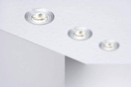 Inbouwlamp Set van 3 GX5.3 105 W Aluminium Paulmann 92523