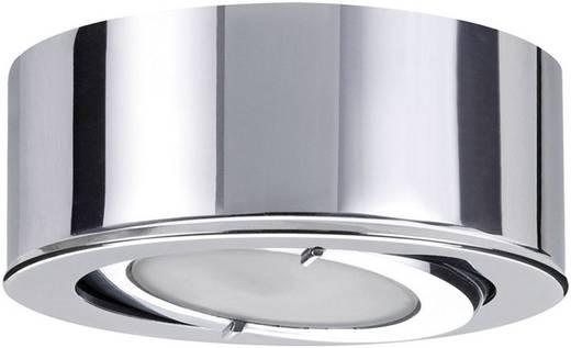 Badkamer inbouwlamp 60 W 230 V Paulmann 98573 Chroom Set van 3