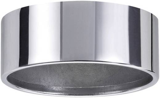 Paulmann 98576 Meubelopbouwring voor meubelinbouwlamp, chroom Chroom