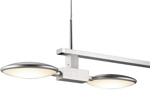 Paulmann NanoLED Pur 70223 LED-spot Draaibaar, Indirecte verlichting Aluminium (geborsteld)