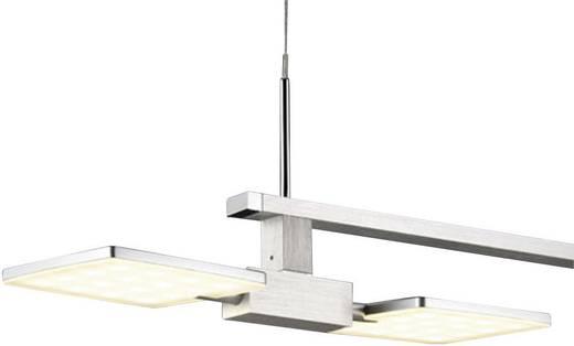 Paulmann NanoLED Pad 70220 LED-spot Draaibaar, Indirecte verlichting Aluminium (geborsteld)