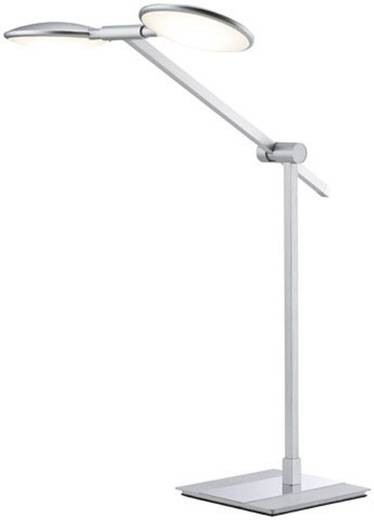 Tafellamp LED 10 W Paulmann NanoLED 70217 Aluminium (geborsteld)