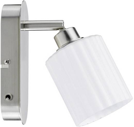 Paulmann Zylino LED-wandspot 3 W Warm-wit 60138 IJzer (geborsteld)