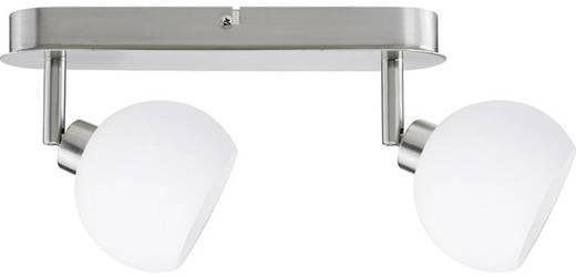 LED-plafondspot 6 W Warm-wit Paulmann Wolbi 60151 IJzer (geborsteld)