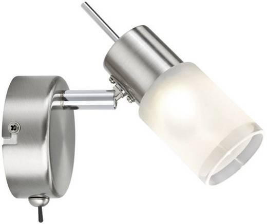 Paulmann ZyLed LED-wandspot 3 W Warmwit 66558 IJzer (geborsteld)