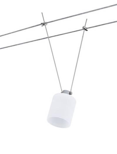 Paulmann Wire DecoSystems-kapje Zyli 60004 Wit