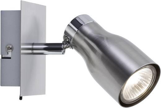 Paulmann Tinka 66595 Wandschijnwerper GU10 50 W Halogeen Nikkel (geborsteld)