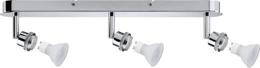 Plafondspot Spaarlamp GU10 120 W Paulmann 60096 Chroom (mat)