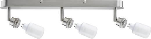 Plafondspot Spaarlamp GU10 27 W Paulmann 60100 IJzer (geborsteld)