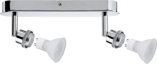 Plafondspot Spaarlamp GU10 80 W Paulmann 60095 Chroom