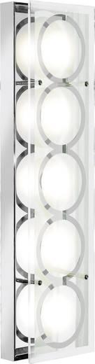 LED-plafondlamp 25 W Chroom Paul Neuhaus 6155-17