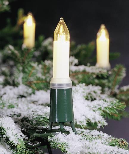 15 m Gloeilamp Kerstboomverlichting Helder Buiten Konstsmide