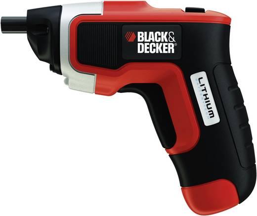 Black & Decker KC460LN accuschroevendraaier incl. accu