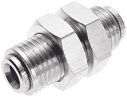 Norgren Rechte koppeling Schroefdraad (buiten): M10 x 1 Buis-Ø: 4 mm