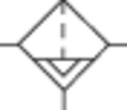 "Norgren F07-100-M3TG Drukfilter 1/8"" Perslucht Operationele druk (max.) 10 bar"
